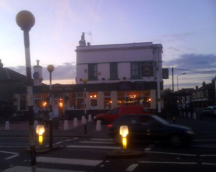 The Durham Arms Romford Essex Pub Review - The Durham Arms, Romford, Essex - Pub Review