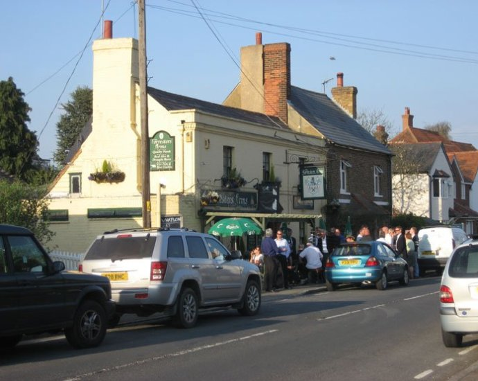 The Forresters High Ongar Essex Pub Review - The Forresters, High Ongar, Essex - Pub Review