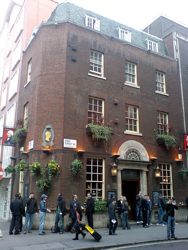 The Henry Holland Marylebone London Pub Review - The Henry Holland, Marylebone, London - Pub Review