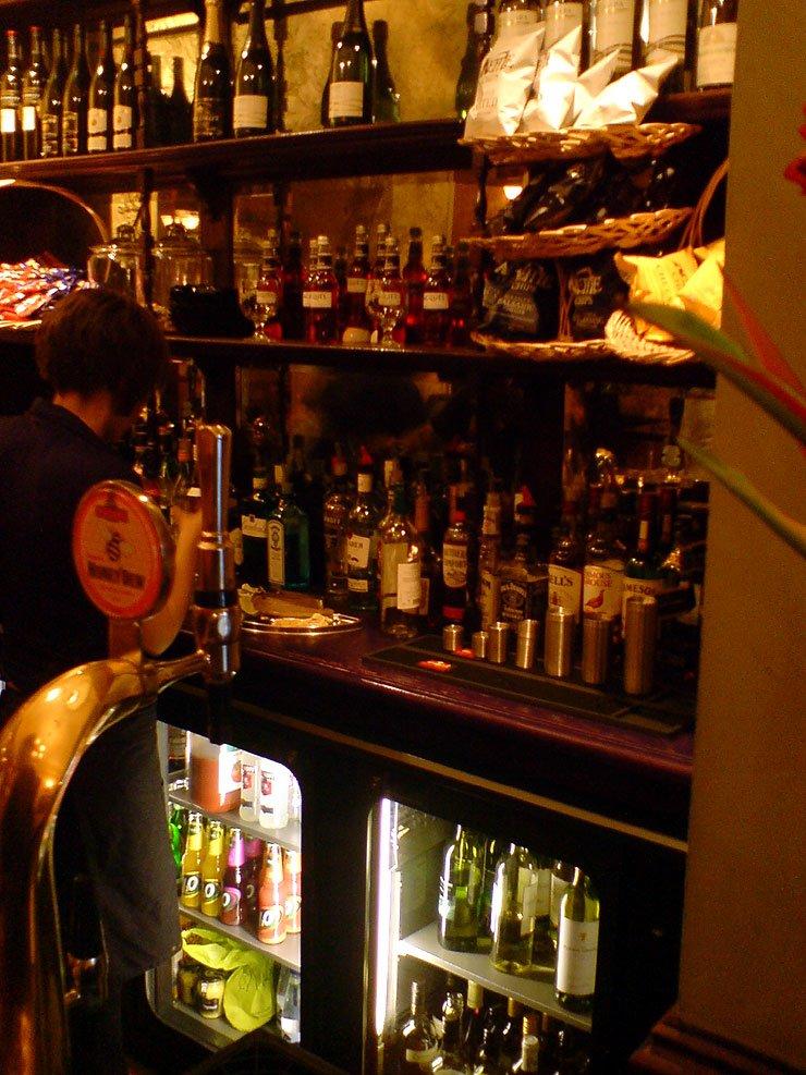 The Iron Duke Mayfair London Pub Review2 - The Iron Duke, Mayfair, London - Pub Review