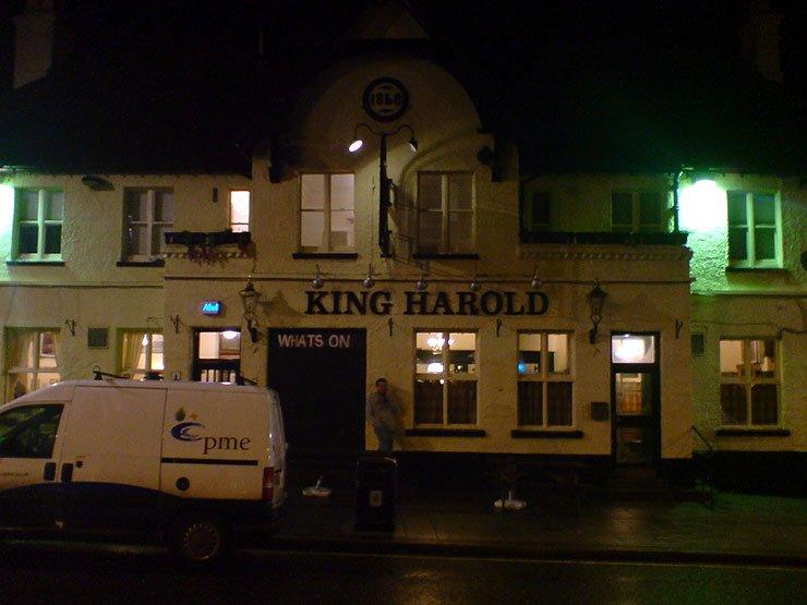 The King Harold Harold Wood Essex Pub Review - The King Harold, Harold Wood, Essex - Pub Review