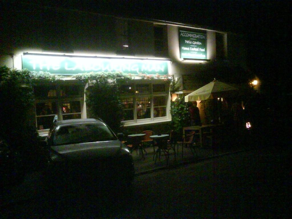 The Labouring Man Pulborough West Sussex Pub Review - The Labouring Man, Pulborough, West Sussex - Pub Review