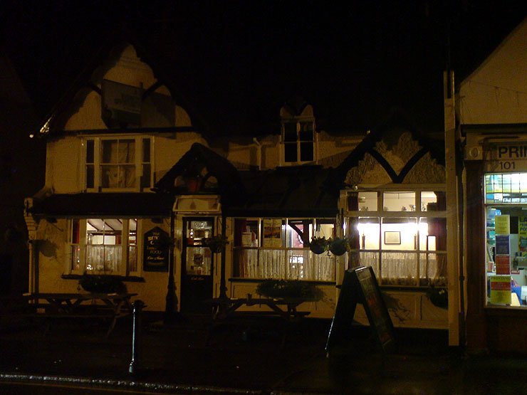 The Royal Oak Ongar Essex Pub Review - The Royal Oak, Ongar, Essex - Pub Review
