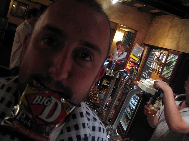 The Wheatsheaf Loughton Essex Pub Review2 - The Wheatsheaf, Loughton, Essex - Pub Review