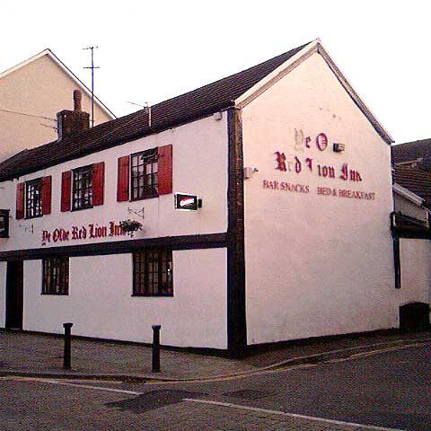 Ye Olde Red Lion Inn Tredegar Wales Pub Review - Ye Olde Red Lion Inn, Tredegar, Wales - Pub Review