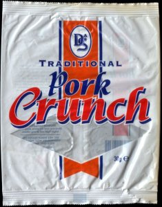 D S Traditional Pork Crunch Review - Pork Scratching Bags
