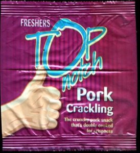 Freshers Top Notch Pork Crackling Review - Pork Scratching Bags