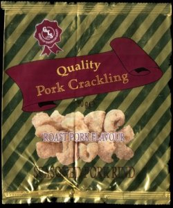 Green Top Snacks Quality Pork Crackling Reviewb - Pork Scratching Bags