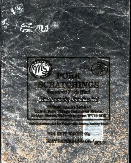 Midland Snacks Clear Bag Traditional Pork Scratchings Review - Midland Snacks, Clear Bag, Traditional Pork Scratchings Review (b)