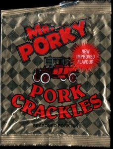 Mr Porky Pork Crackles Review - Pork Scratching Bags