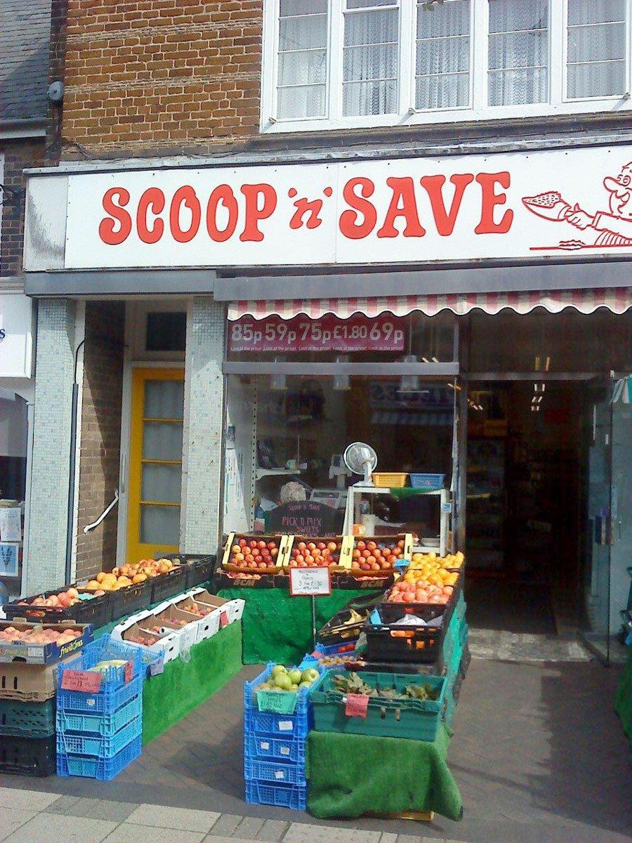 scoop n save hunstanton norfolk 01 - Scoop 'n' Save