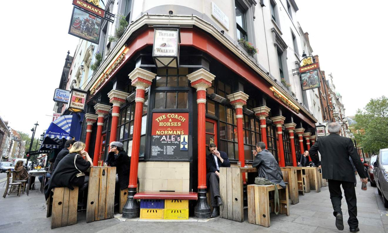 In search of the perfect pub: what makes a great British boozer?
