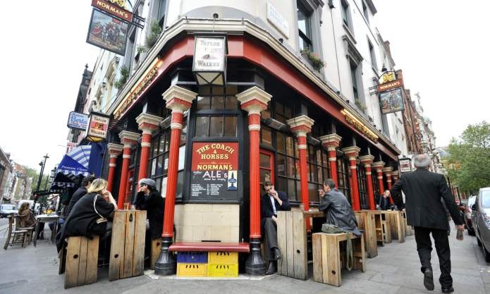 4154 - In search of the perfect pub: what makes a great British boozer?