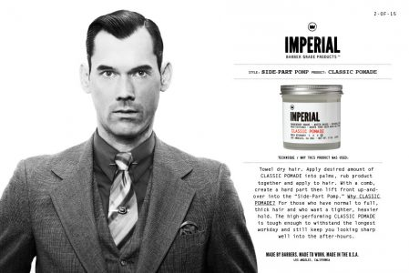 imperial classic pomade review