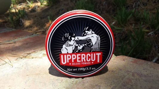 Uppercut Pomade Review - Holds While You Sweat 6