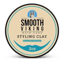 smooth viking clay