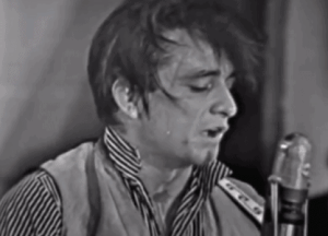 Johnny Cash Hair Mess