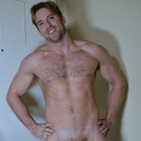 blond hairy guy jack jerks off