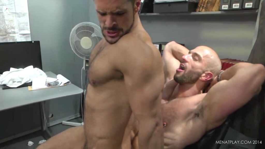 video a single passive gay is fucked by all men