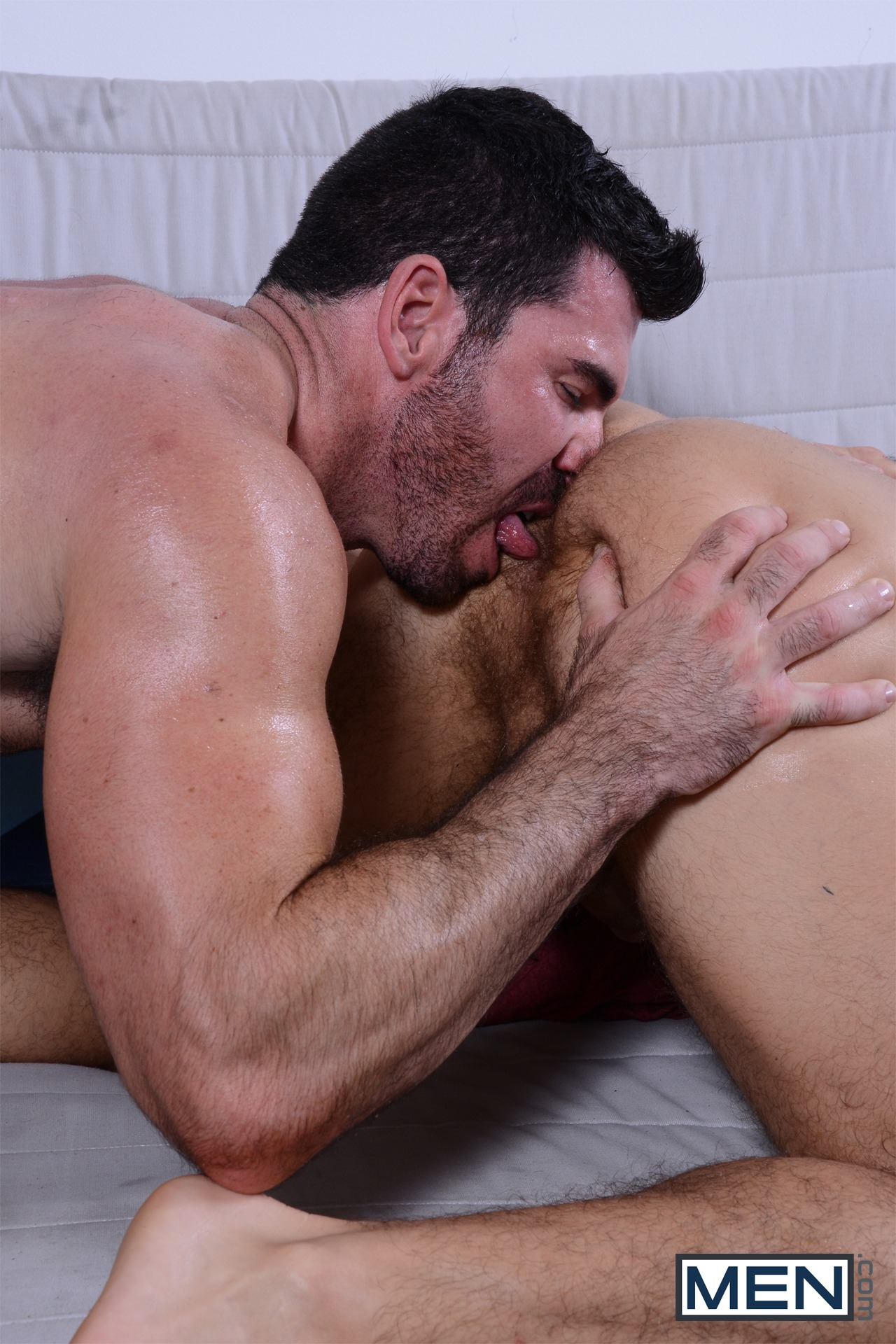 Billy Santoro And Dirk Caber Flip Fuck - Hairy Guys In Gay -3780
