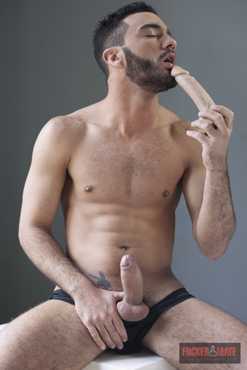 Alejandro Alvarez In Intimate Moments With His Toys -9715