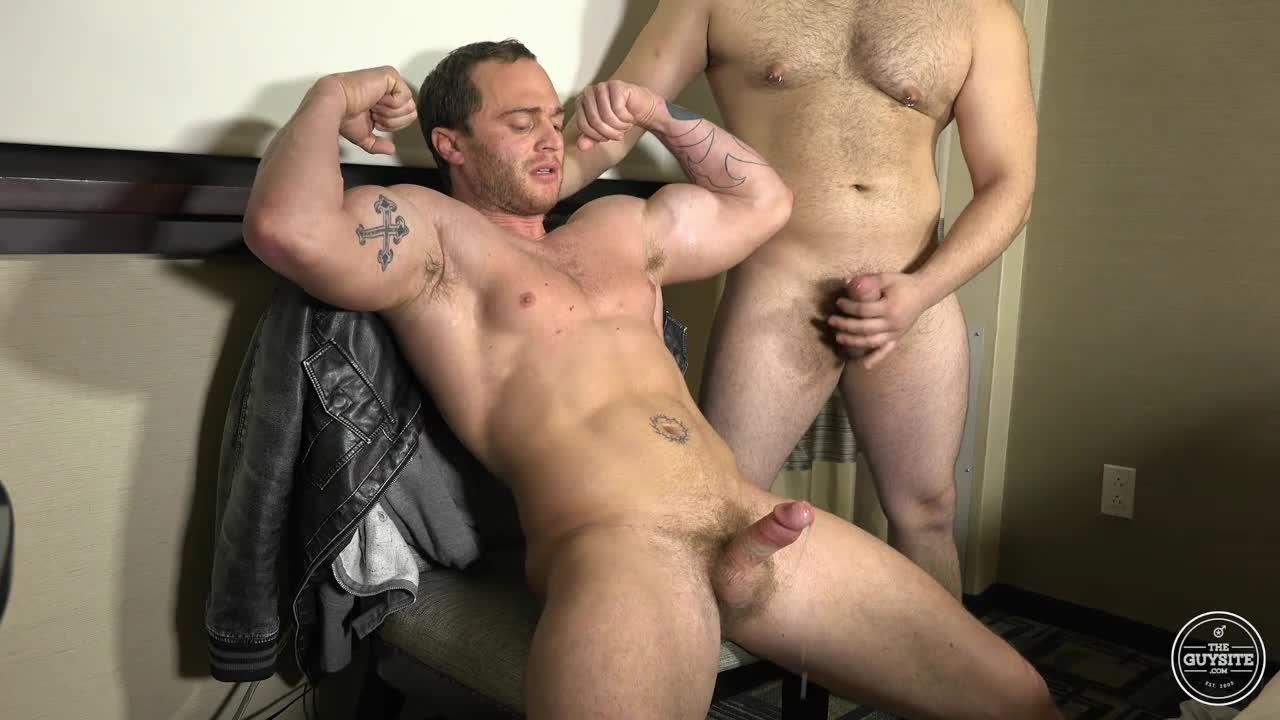 free gay college men video porn