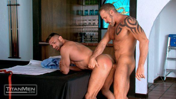 Dallas Steele and Bruce Beckham Flip Fuck 004