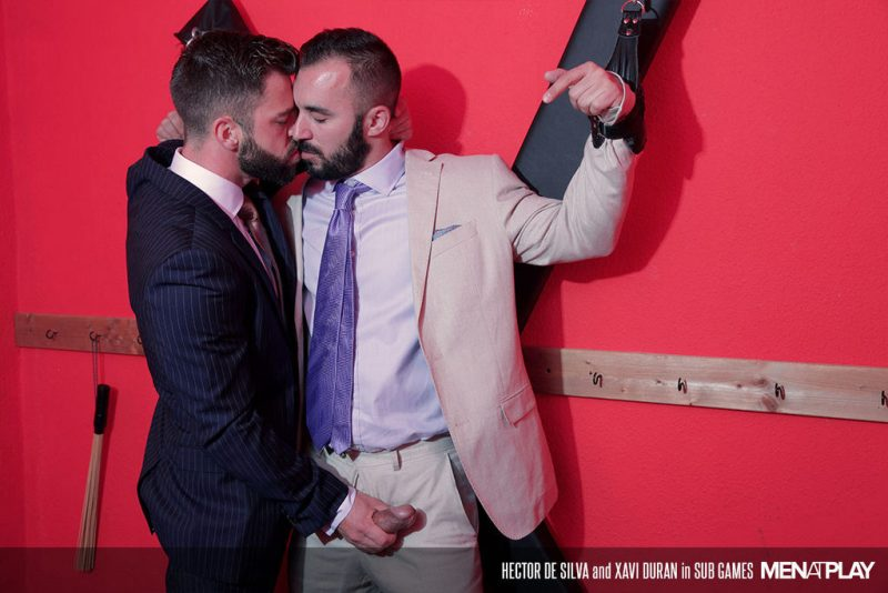 Kinky Suit Gay Sex 01