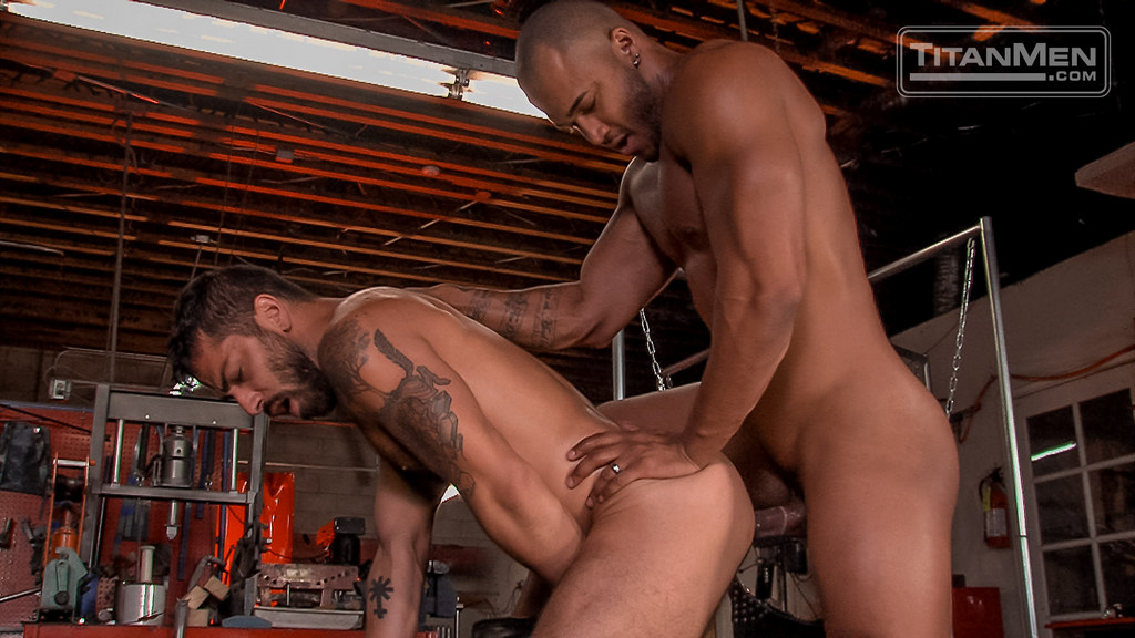 Jason Vario and Adam Ramzi Testing Sling Fuck 02