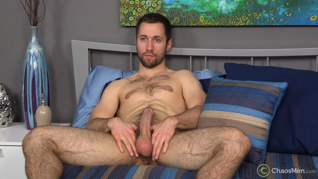 Sexy Hairy Todd Jerks Off 02
