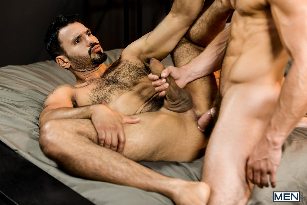 Hairy Hunk Jean Franko Gets Fucked By Paddy O'Brian 07