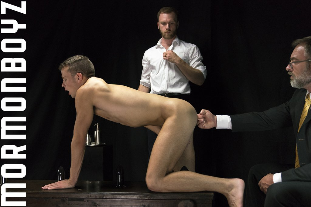 Kristofer Weston and Peter Marcus Drill Young Bottom 06