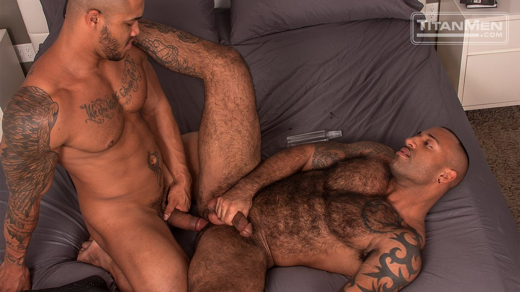 Jason Vario and Daymin Voss Flip Fuck 09