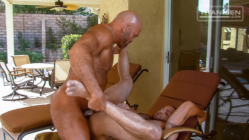 Jesse Jackman Fucks Julian Knowles Outdoor 03