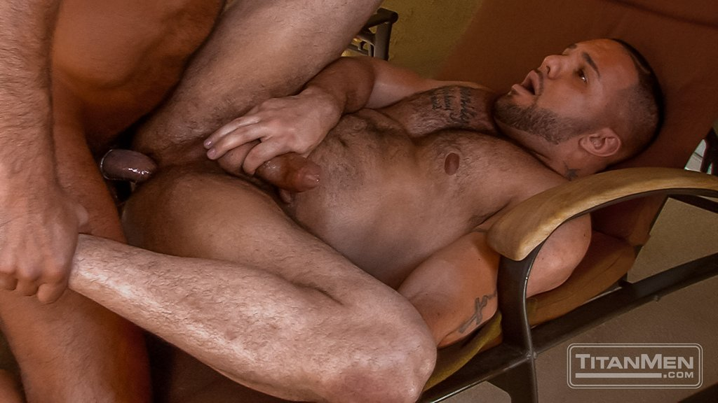 Jesse Jackman Fucks Julian Knowles Outdoor 05
