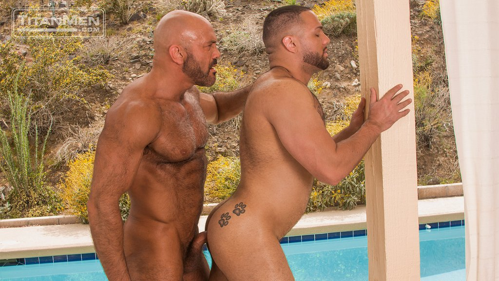 Jesse Jackman Fucks Julian Knowles Outdoor 06