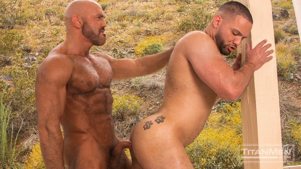 Jesse Jackman Fucks Julian Knowles Outdoor 07