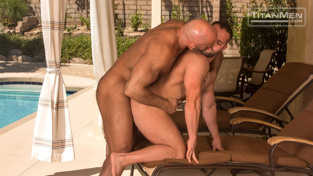 Jesse Jackman Fucks Luke Adams Hard 04