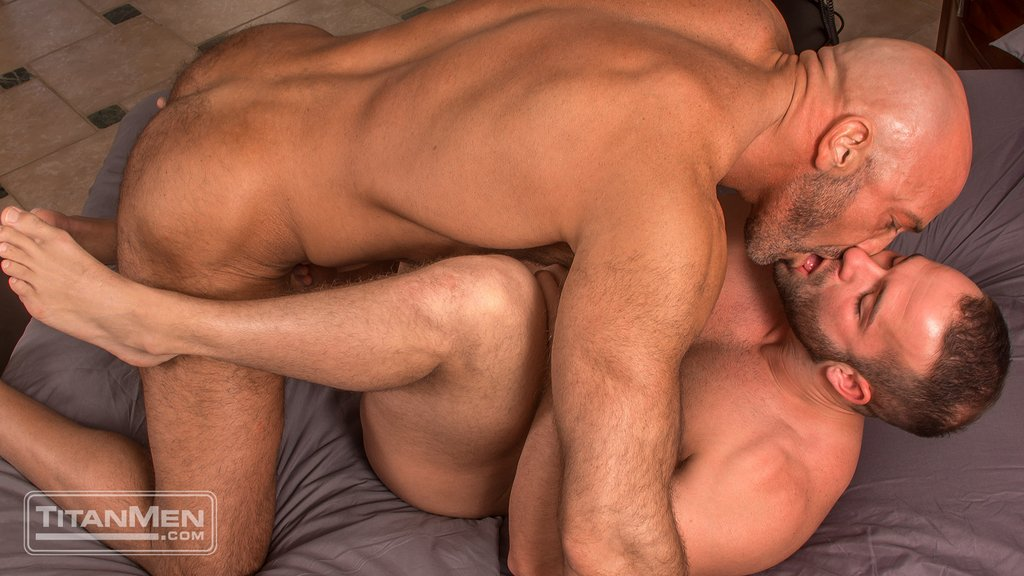Jesse Jackman Fucks Luke Adams Hard 07