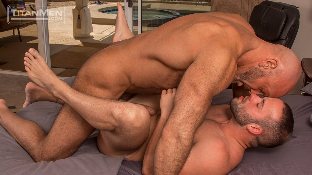 Jesse Jackman Fucks Luke Adams Hard 08