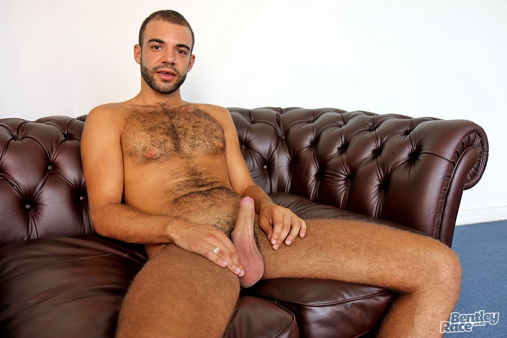 Hairy Guy Layton Charles Shows off 20