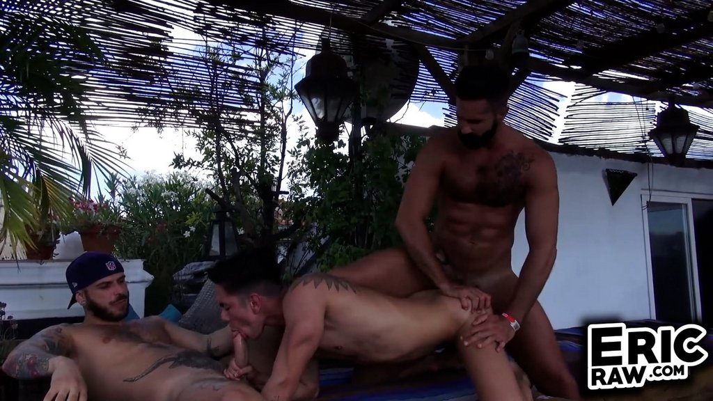 Dani Robles and Angel Cruz Breed Fabio 03