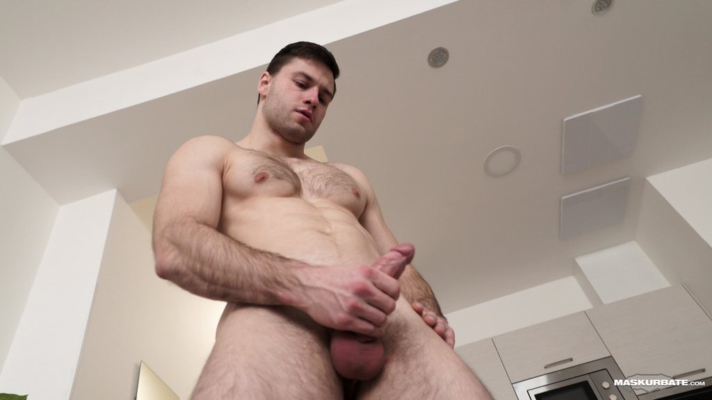 Hot Guy Sam Cuthan Jerks Off 02