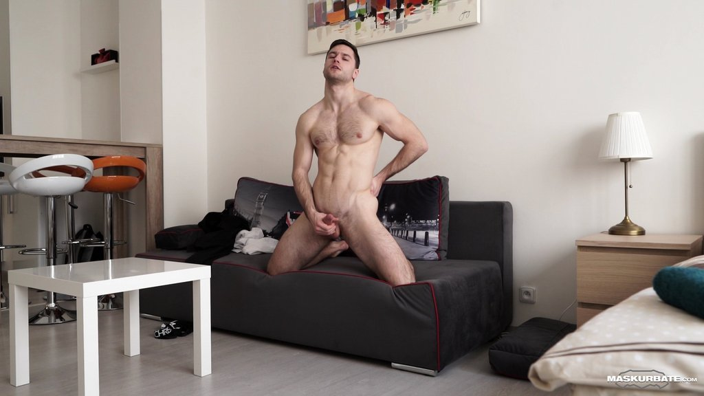 Hot Guy Sam Cuthan Jerks Off 07