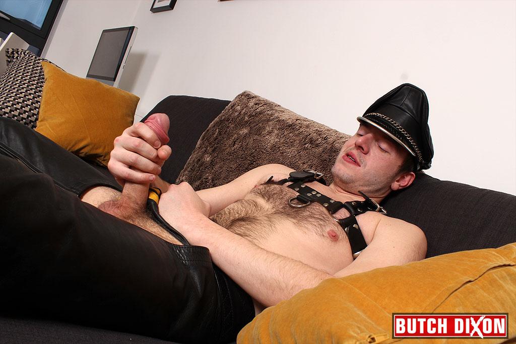 Ryan Buck Strokes his Big Cock 03
