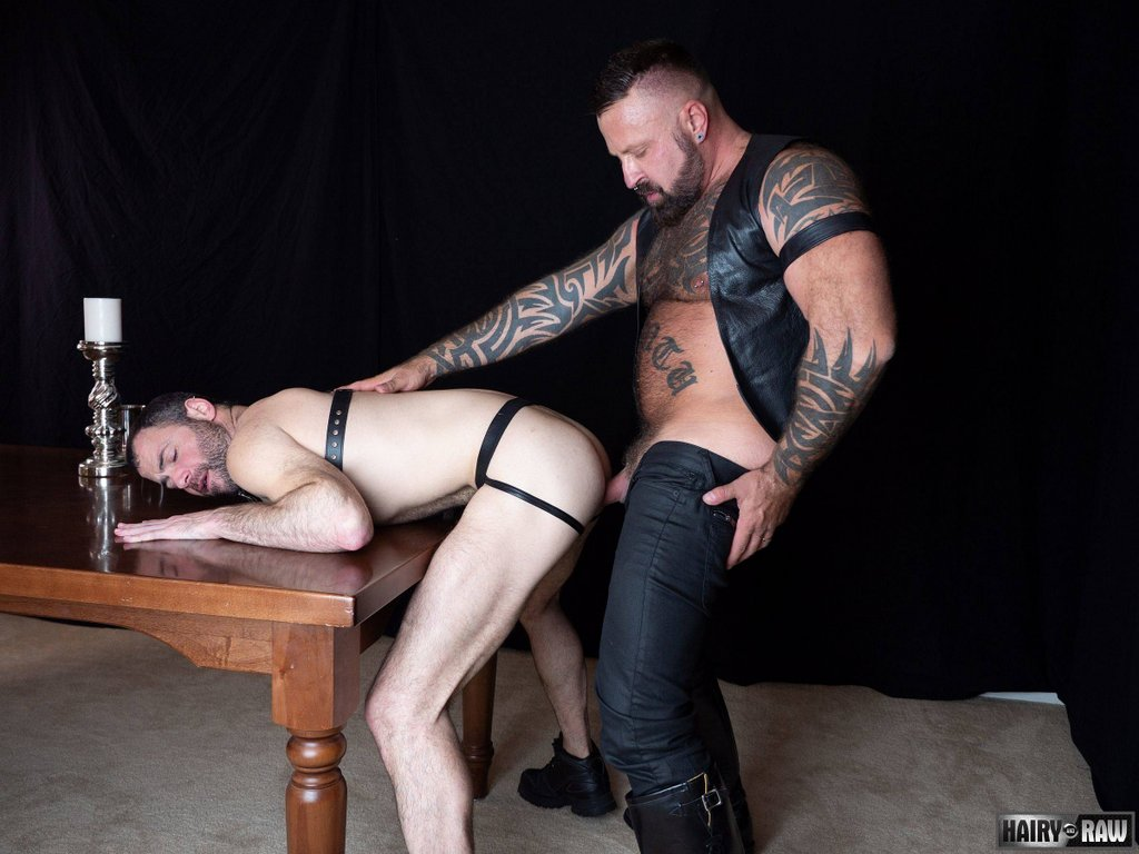 Marc Angelo Fucks Dusty Williams Raw 03