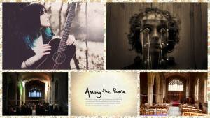 Lucy Ward and Ben Robertson @ St Mary's Church, Northop Hall
