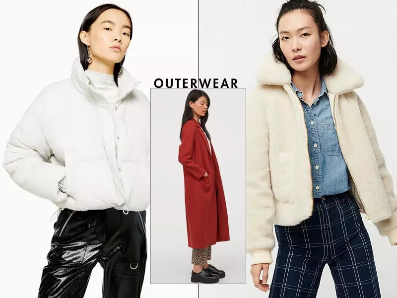 OUTERWEAR TRENDS