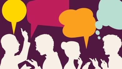 dialogue header