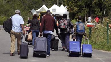 Haitians Flow Into Canada From The U.S.